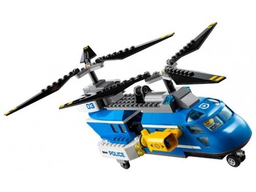 Конструктор Lego City, Погоня в горах (60173), вид 7