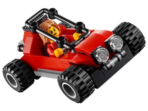 Конструктор Lego City, Погоня в горах (60173), вид 8