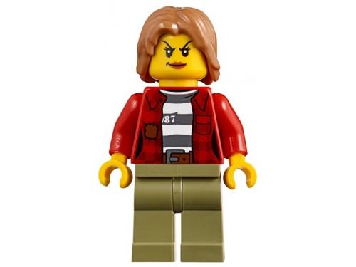 Конструктор Lego City, Погоня в горах (60173), вид 12