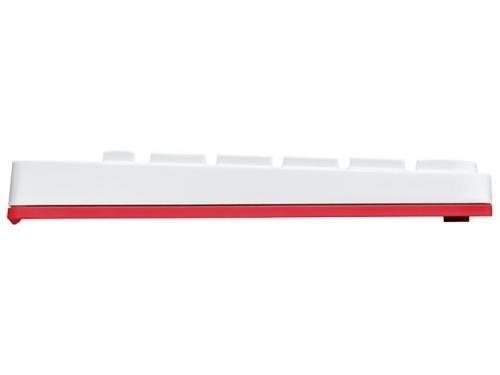 Комплект Logitech Wireless Combo MK240 NANO (радиоканал - USB), белый, вид 3