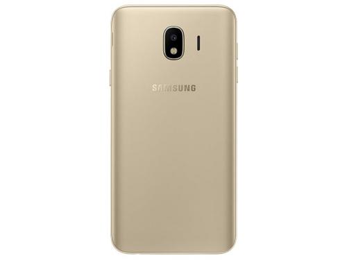 Смартфон Samsung Galaxy J4 (2018) SM-J400 3/32Gb, золотистый, вид 2