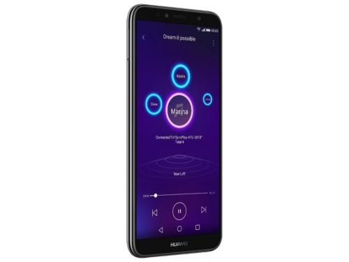 Смартфон Huawei Y6 2018 Prime ATU-L31, черный, вид 2