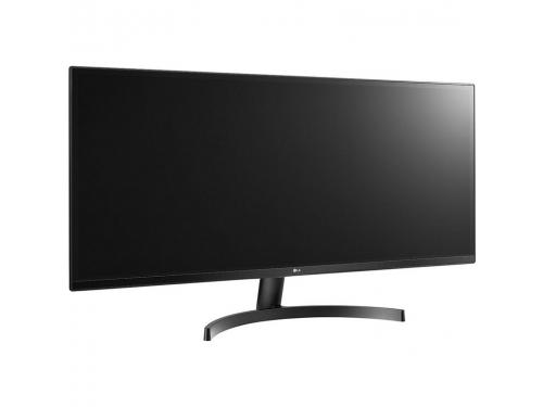 Монитор LG 34WK500-P LCD, черный, вид 5