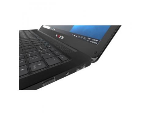 Ноутбук KREZ N1403S черный, вид 3
