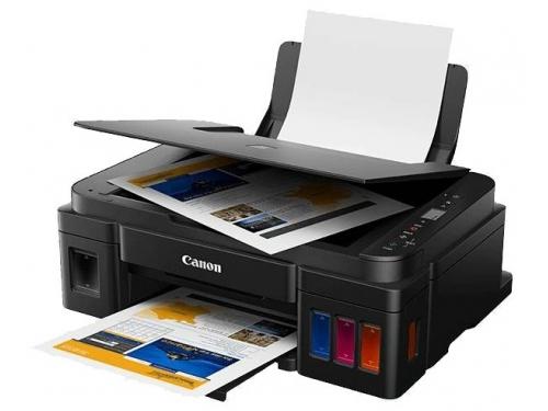МФУ Canon Pixma G2411 (с доп. комплектом чернил), вид 1
