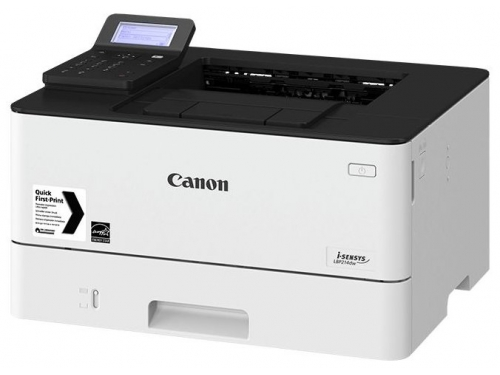 Принтер лазерный ч/б Canon i-Sensys LBP214dw (настольный), вид 1