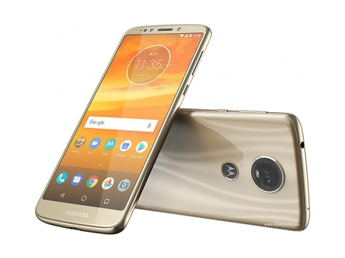 Смартфон Motorola E5 Plus XT1924-1 3/32Gb, золотистый, вид 1