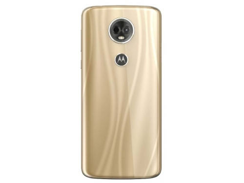 Смартфон Motorola E5 Plus XT1924-1 3/32Gb, золотистый, вид 2
