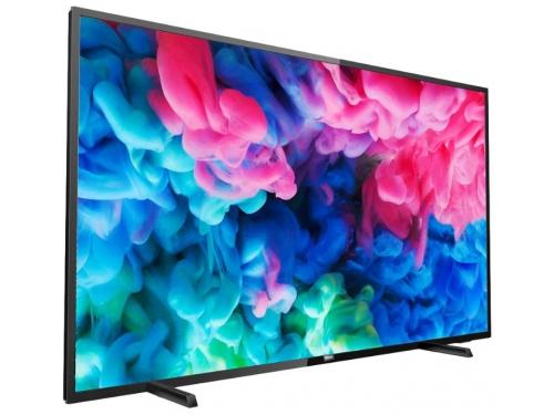 телевизор Philips 50PUS6503/60, черный, вид 1