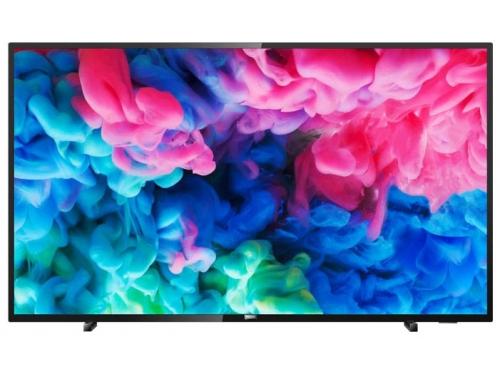 телевизор Philips 50PUS6503/60, черный, вид 2