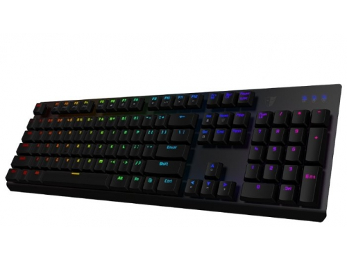 Клавиатура Tesoro Gram Spectrum, черная, вид 3