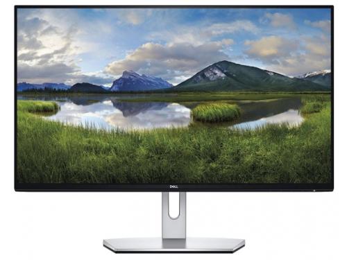 Монитор Dell S2419H, черный/серебристый, вид 2