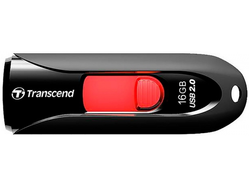 Usb-������ Transcend JetFlash 590 16 Gb, ������, ��� 2
