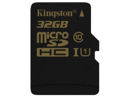����� ������ Kingston SDCA10/32GBSP (32Gb, microSDHC, Class10, UI), ��� 1