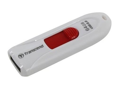 Usb-������ Transcend JetFlash 590 64Gb, �����, ��� 1