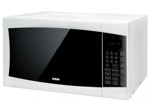 Микроволновая печь BBK 23MWS-915S/W, белая, вид 1