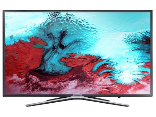 телевизор Samsung UE-49K5500AU (49'', Full HD), темный титан, вид 1