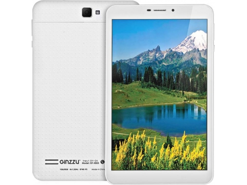 Планшет Ginzzu GT-X853 white, вид 2