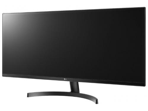 Монитор LG 34WK500-P LCD, черный, вид 3