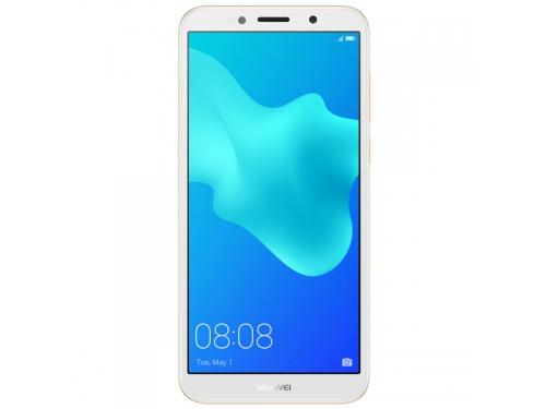 Смартфон Huawei Y5 2018 Prime 2/16 DRA-LX2, золотистый, вид 1