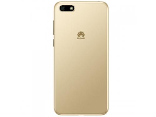 Смартфон Huawei Y5 2018 Prime 2/16 DRA-LX2, золотистый, вид 2