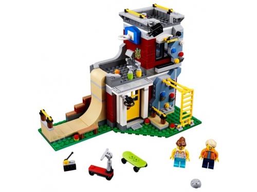 Конструктор LEGO Creator Скейт-площадка (модульная сборка) 31081, вид 2