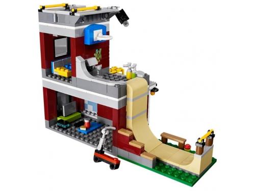 Конструктор LEGO Creator Скейт-площадка (модульная сборка) 31081, вид 3