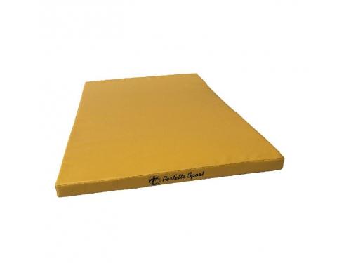Мат гимнастический Мат (120 х 120 х 5) жёлтый для PS 205, 206, 207, 208, вид 1