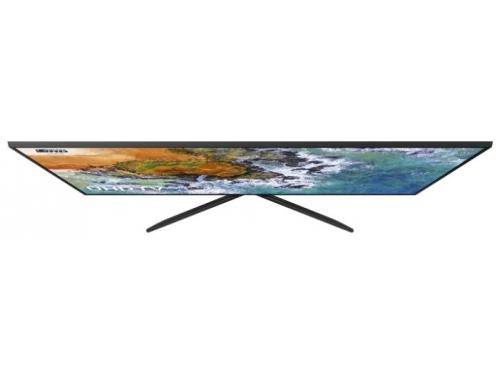 телевизор Samsung UE55NU7400U, черный, вид 4