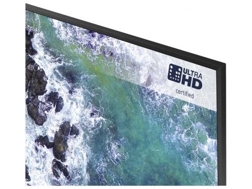 телевизор Samsung UE55NU7400U, черный, вид 3