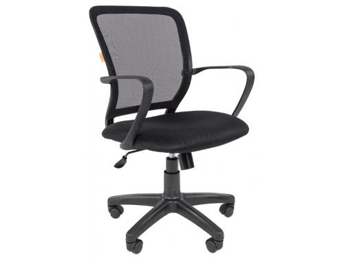 Кресло офисное Chairman 698 TW черный sl, вид 1