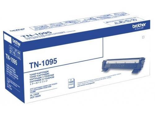 Картридж для принтера Brother TN-1095, черный, вид 1