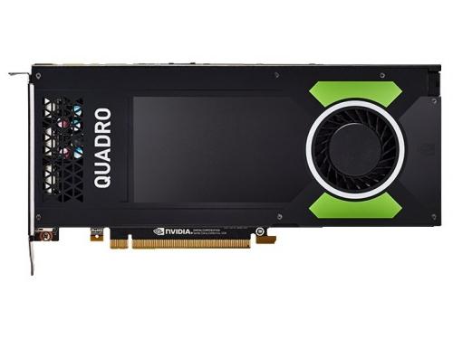 Видеокарта профессиональная Pny Quadro P4000 PCI-E 3.0 8192Mb 256 bit HDCP, вид 1