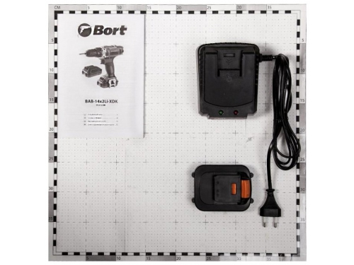 Дрель Bort BAB-14x2Li-XK (аккумуляторный), вид 5