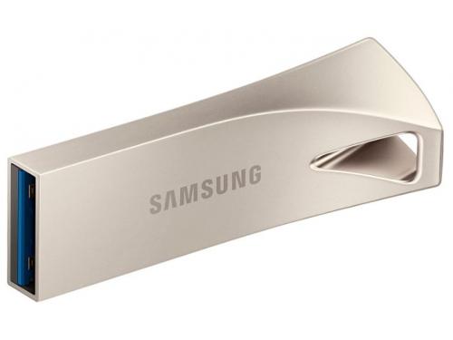Usb-флешка Samsung BAR Plus 256Gb MUF-256BE3/APC, серебристая, вид 3