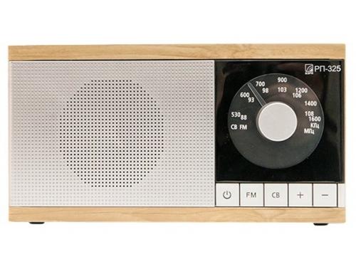 Радиоприемник БЗРП РП-325 (стационарный), вид 1