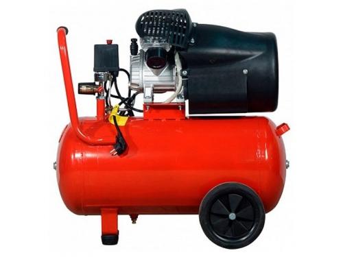 Компрессор автомобильный Aurora GALE-50, красный, вид 2