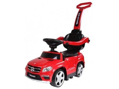 Каталка RiverToys Mercedes-Benz GL63 A888AA-H, красная, вид 1