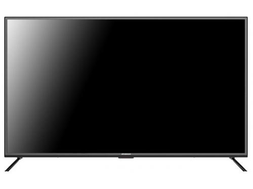 телевизор Erisson 75ULEA99T2SM, черный, вид 1