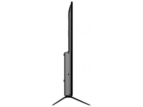 телевизор Erisson 75ULEA99T2SM, черный, вид 3