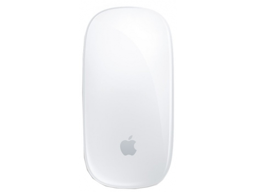 Мышь Apple Magic Mouse 2 White Bluetooth (MLA02ZM/A), белая, вид 2