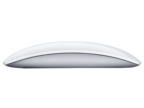 Мышь Apple Magic Mouse 2 White Bluetooth (MLA02ZM/A), белая, вид 5