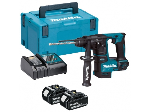 Перфоратор Makita DHR171RTJ (SDS-Plus), вид 1