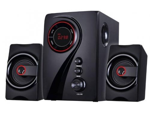 Акустическая система Ginzzu GM-406 с Bluetooth (40 Вт, плеер SD-card), вид 1