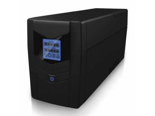 Источник бесперебойного питания Ippon Back Power LCD Euro Pro 800, вид 1