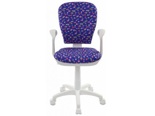 Кресло офисное Бюрократ CH-W513 Cactus-Bl (детское), вид 1