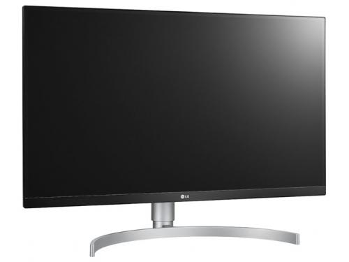 Монитор LG 27UK850 W, черный/серебристый, вид 1