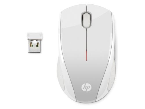 Мышь HP X3000 PSilver, серебристо-серая, вид 2