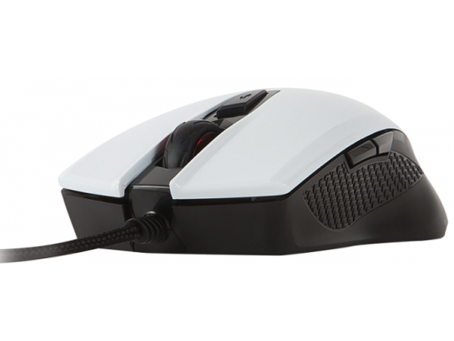Мышь MSI Clutch GM40 White Gaming Mouse (S12-0401370-D22), вид 3