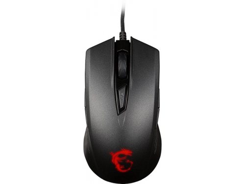 Мышь MSI Clutch GM40 Black Gaming Mouse S12-0401340-D22, вид 2